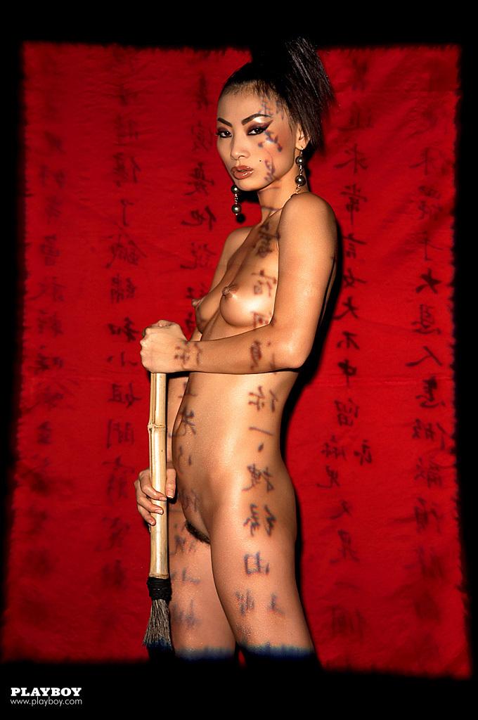 bai ling откровенные фото