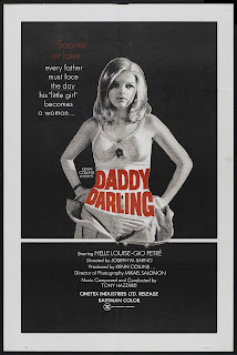 Daddy Darling- afiche