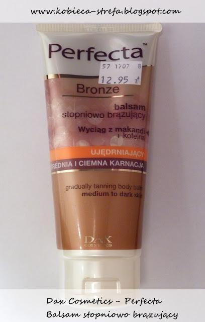 Dax Cosmetics - Perfecta - Balsam stopniowo brązujący