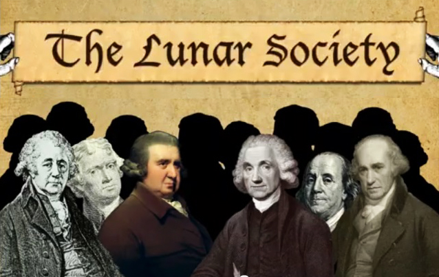 La Sociedad Lunar,  y la Conspiración de la Modernidad