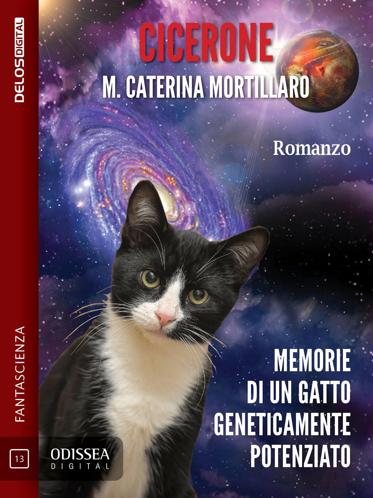 Cicerone. Memorie di un gatto geneticamente potenziato.