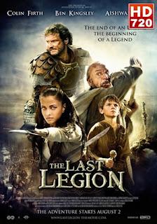 Ver pelicula La última legión (2007) gratis