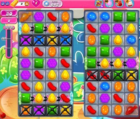 Candy Crush Saga 642
