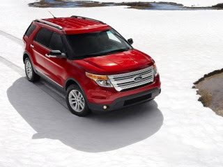 Automobil Ford Explorer slike besplatne pozadine za mobitele download