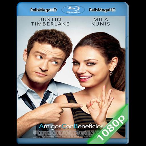 AMIGOS CON BENEFICIOS (2011) 1080P HD MKV ESPAÑOL LATINO