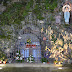 La gruta de Lourdes.