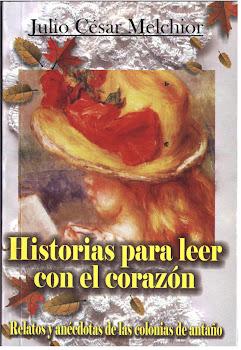 """""""Historias para leer con el corazón"""""""