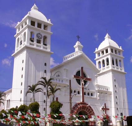 La Iglesia de Juayúa en Sonsonate