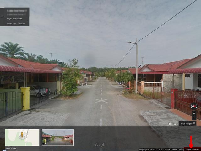 Google Street View Bahaya?