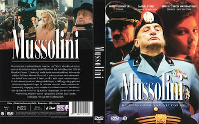 DvD Cover | 1985 | Mussolini: The Untold Story (TV)