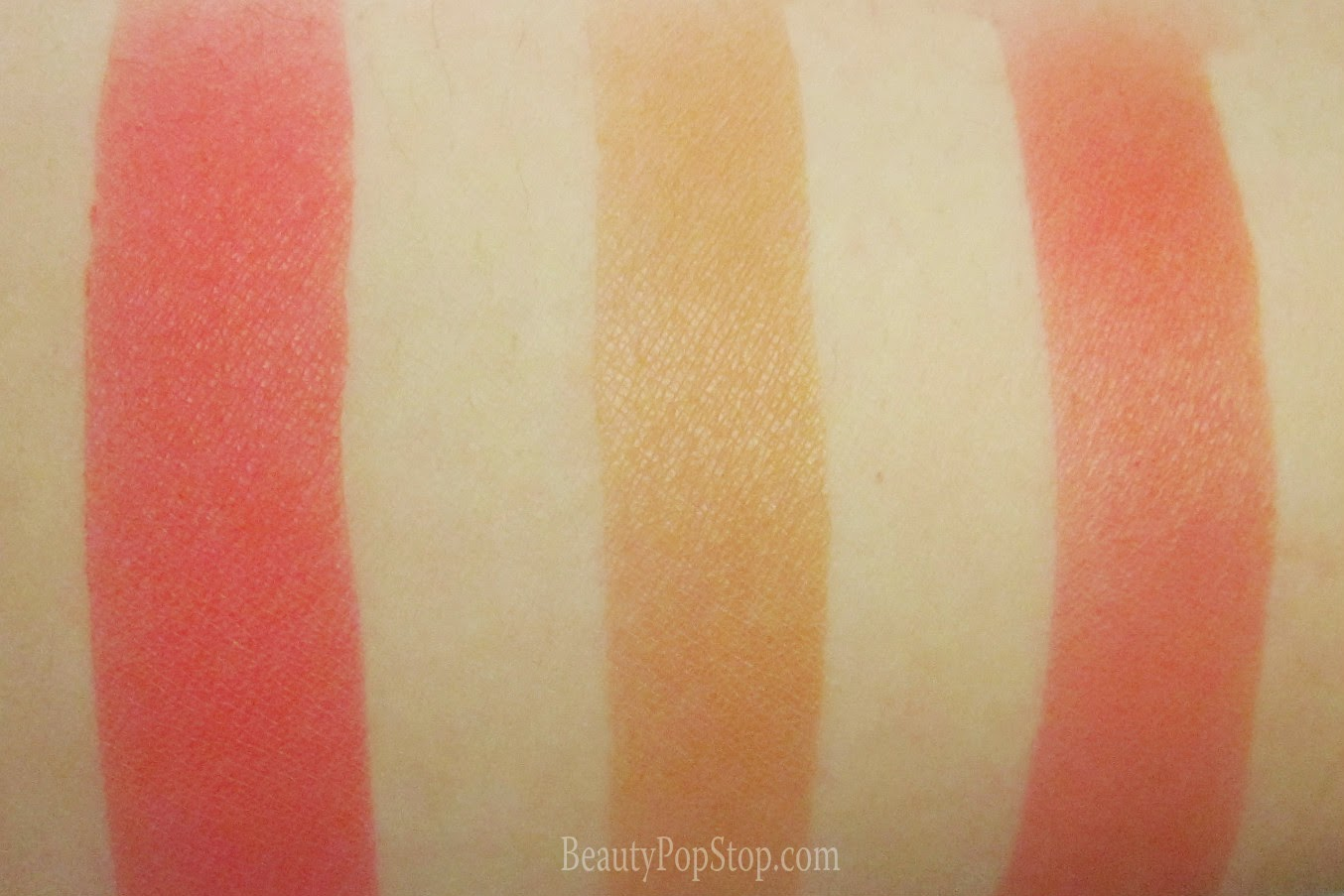 mac proenza schouler ocean city blush swatch and review