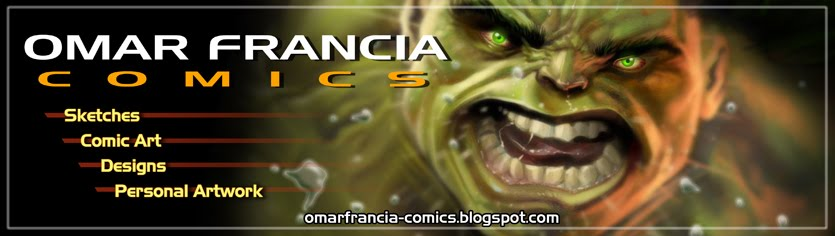 OMAR FRANCIA - Comics