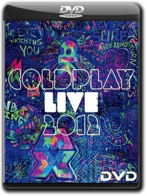 Download Coldplay%2BLive  Coldplay Live 2012 DVD R Baixar Grtis
