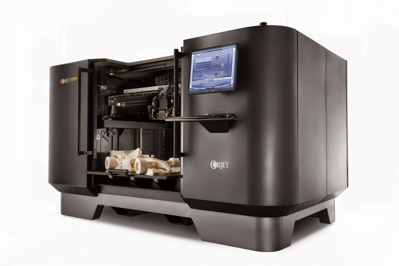 The Future Of 3D Printing High Tech Printers