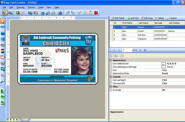 ID Card Software Free Download