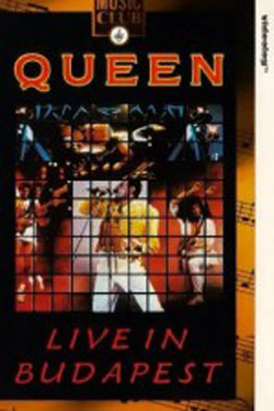 Queen Live in Budapest (1987)