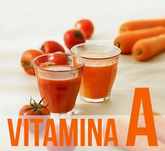Vitamina A para aumentar masa muscular rápidamente