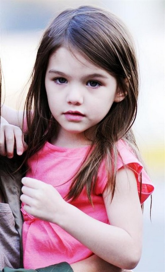 Suri Cruise Cute Photo