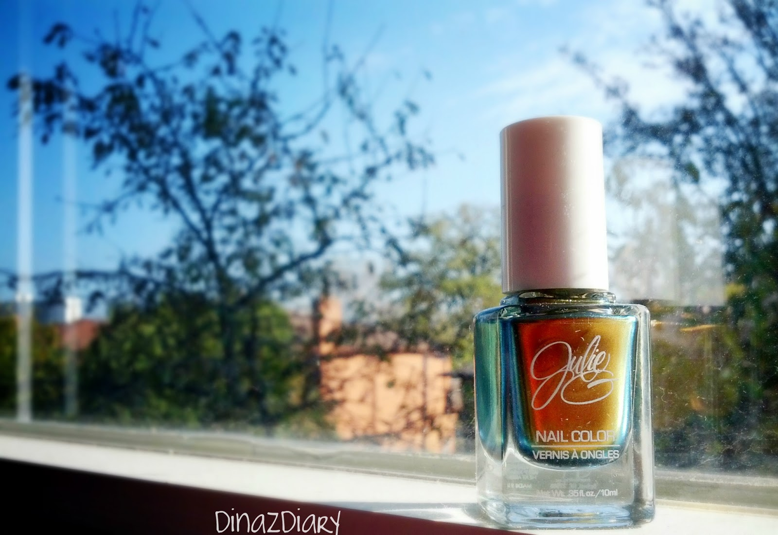 DinazDiary: Nail of the Day : Julie G \