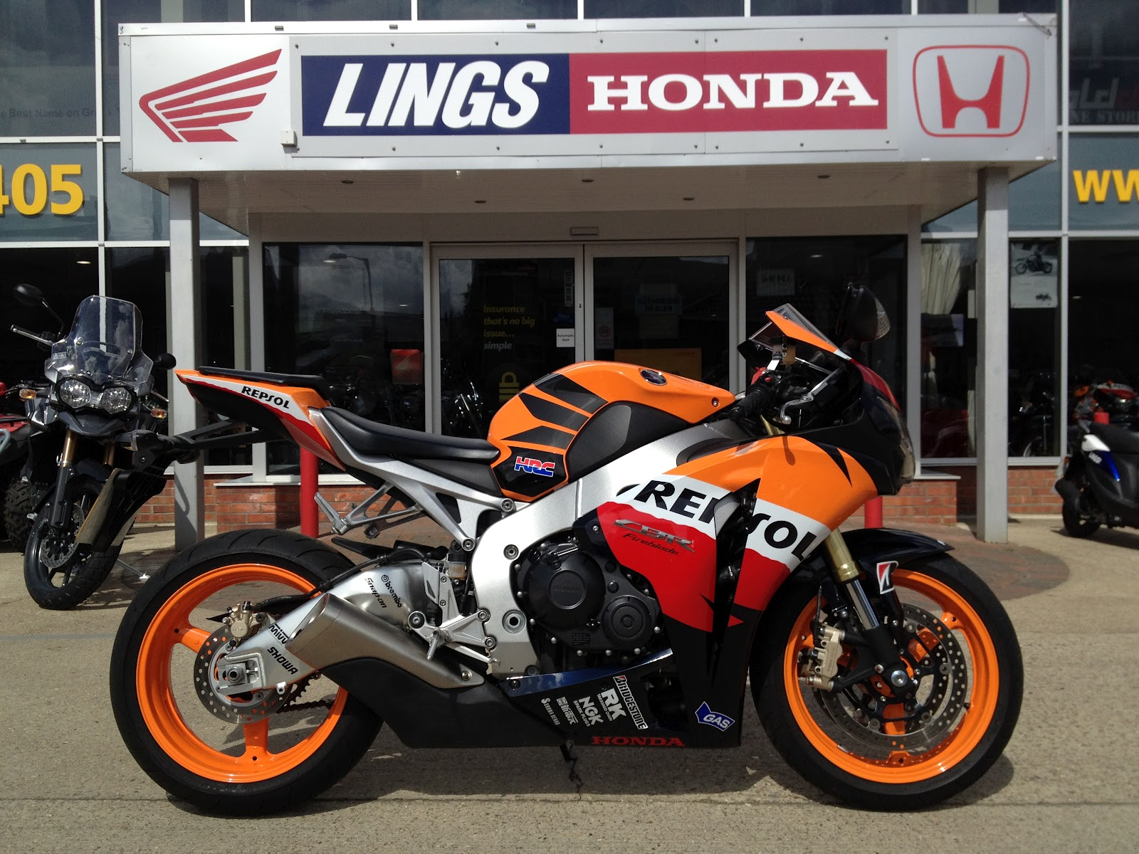 Honda Cbr1000rr Repsol For Sale Motorcycle Review