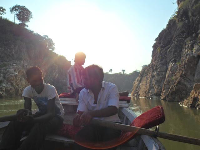 Bhedaghat Boating