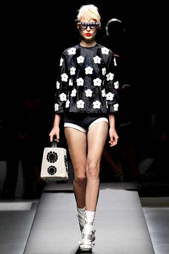 Prada Spring/summer 2013 Women's Collection