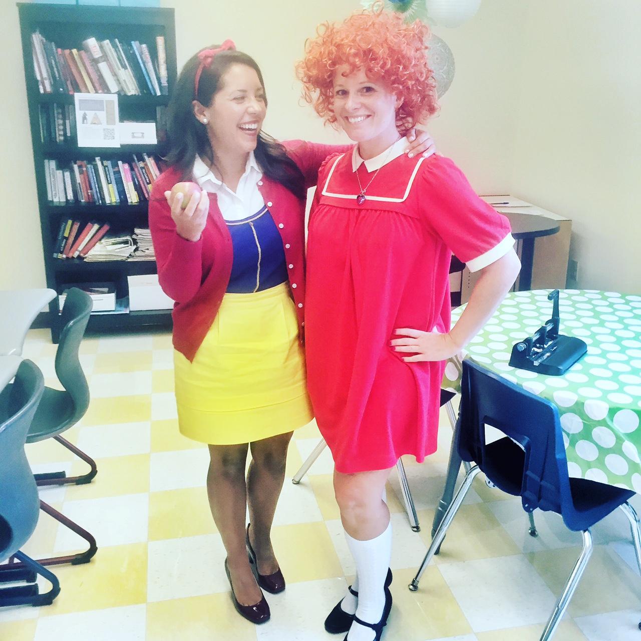 sc 1 st  Crafty Teacher Lady & Crafty Teacher Lady: Teacher Friendly Halloween Costume Ideas
