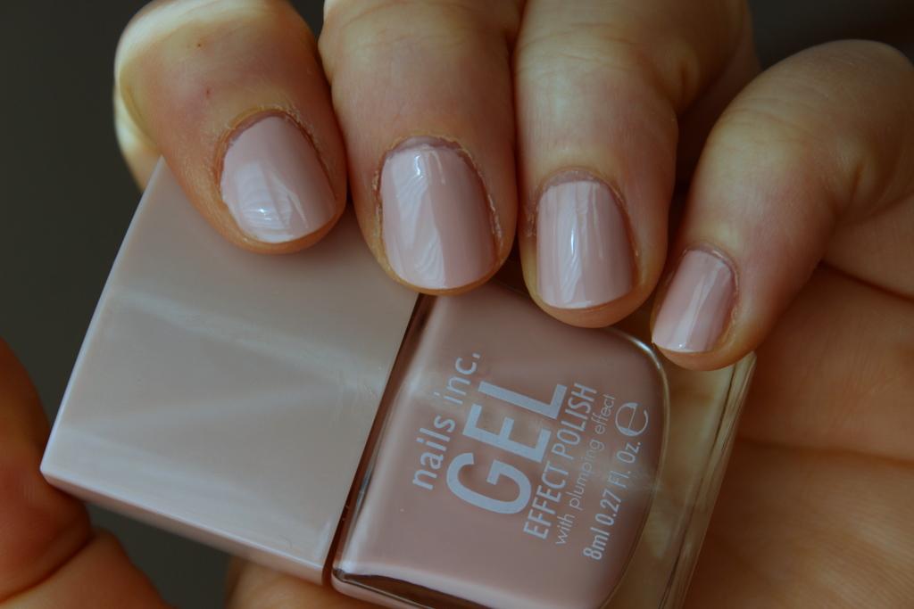 Nails Inc Gel Effect Polish - Mayfair Lane | Lovely Girlie Bits ...
