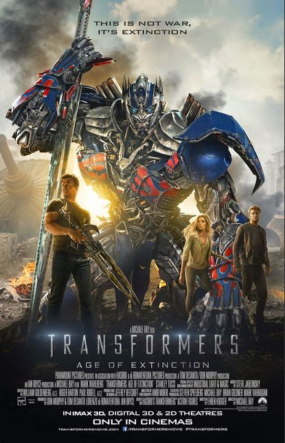 Poster Transformer Age of Extinction