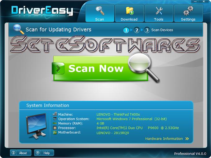 DriverEasy + KeygenPacth (Definitivo)