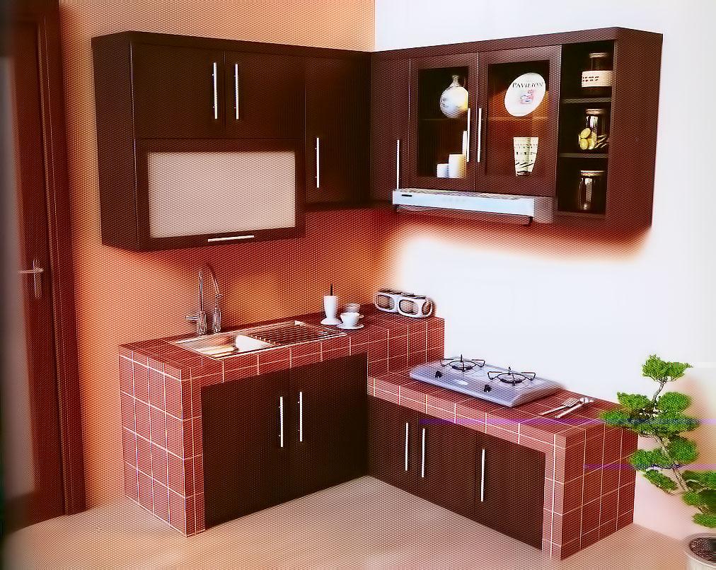 Foto Dapur Rumah Minimalis Modern