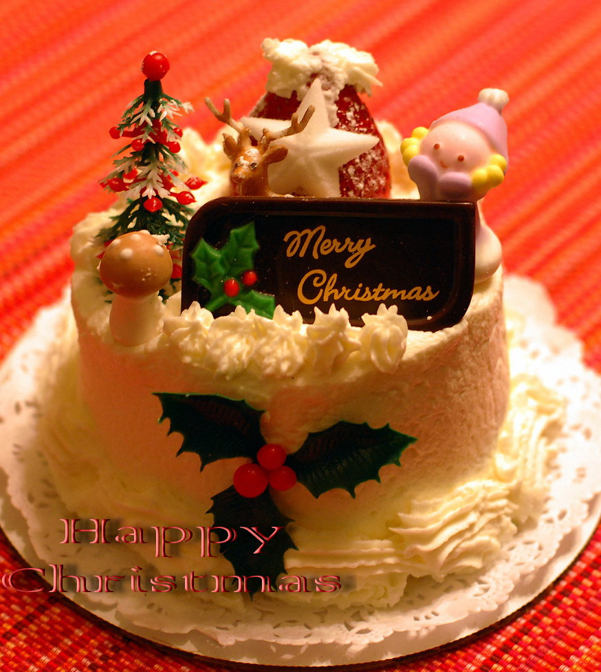 Christmas Wishes Cake Images : PicturesPool: Happy Christmas Merry Xmas Wallpapers