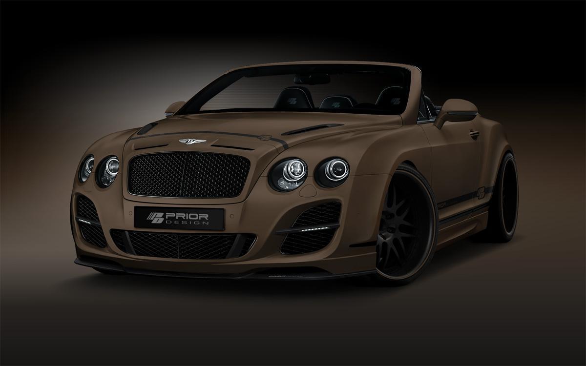 Agamemnon: PRIOR Bentley Continental GTC High-Society