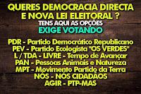 partidos democracia directa participativa