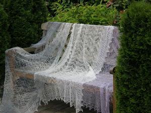 Tekoop: hele grote shawls
