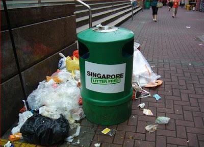 Singapore Litter Free