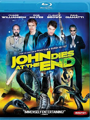 Filme Poster John Dies at the End BDRip XviD & RMVB Legendado