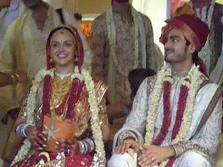 Photos: Esha Deol's Wedding album