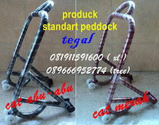 standart pedock motor balap