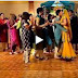 Bride and Groome Dance on Mehndi Function
