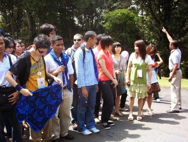 Taman Wisata Alam Gunung Tangkuban Perahu