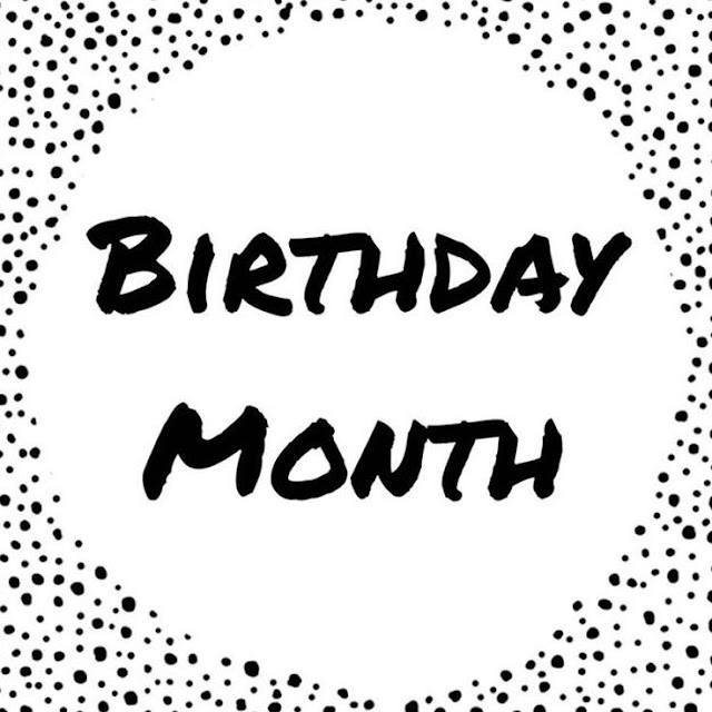 birthday month >> STARTS WITH CUPCAKES