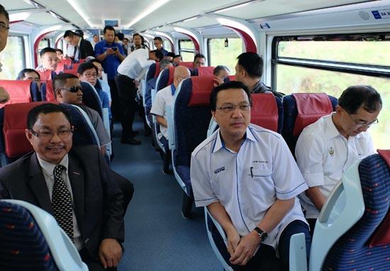 ETS Kuala Lumpur - Padang Besar