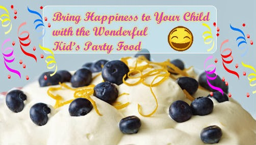 Kid's Party Food ideas