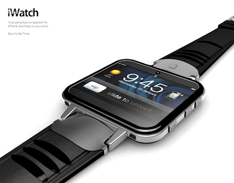 Reloj iWatch2 sobre la mesa