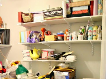 A Clean Craft Room