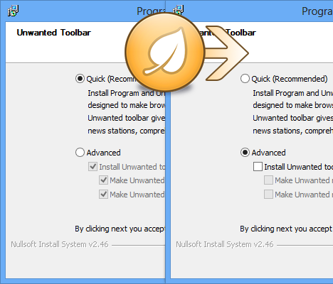 Unchecky protect your pc from 3rd party software