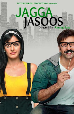 Poster of Jagga Jasoos 2017 Theatrical Official Trailer Free Download HD 720P