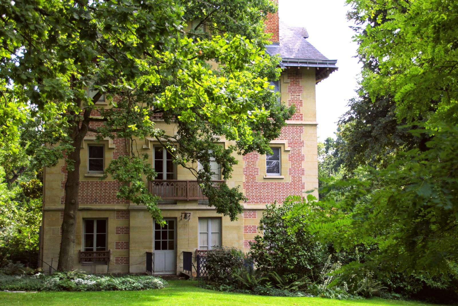 maison chateaubriand parc hauts de seine tourisme balade