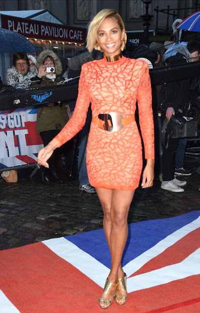 Singer, Model, @ Alesha Dixon At Liverpool Auditions For Britain's Got Talent